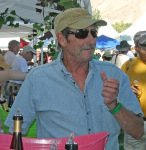 Reeder Mesa Winery owner and winemaker Doug Vogel
