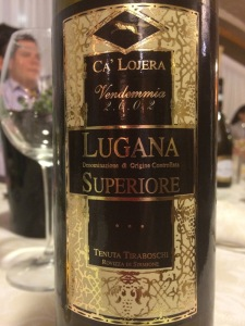 A well-kept 2002 Lugana Superiore from Ca' Lojera