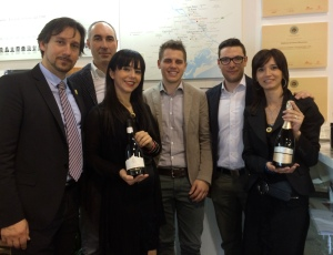 This handsome sextet from Cantina La Salute in the Piave River Valley are representative of the future of Italian wines.