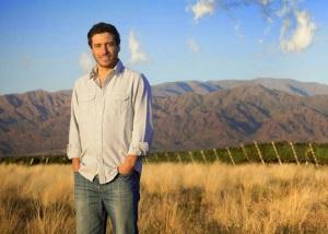 Sebastian Zuccardi, winemaker for Bodega Familia Zuccardi of Mendoza, Arg.