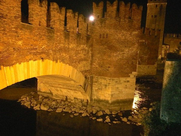 Verona Ponte della Vittoria