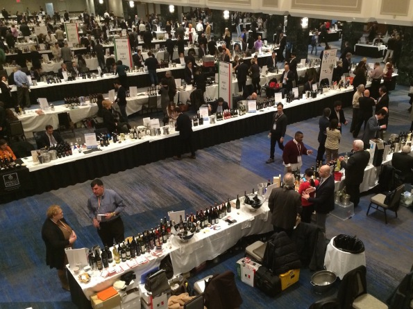 Vino 2016 crowd shot
