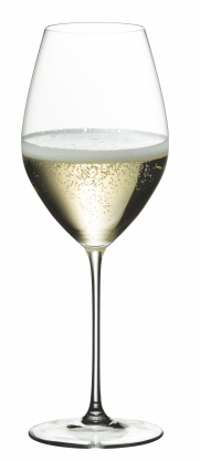 Riedel Veritas Champagne Wine Glass_White Fill