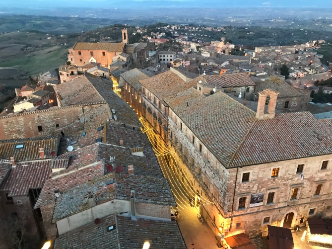 Jan 2019 Montepulciano fro tower